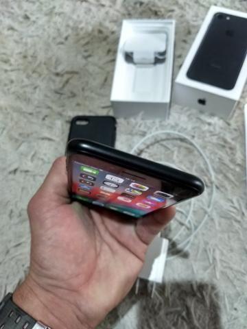 IPhone 7 Black novinho - Foto 6