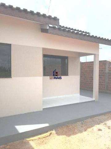 Excelente casa a venda localizada no bairro Orleans da Avenida Brasil na cidade de ji-para - Foto 4