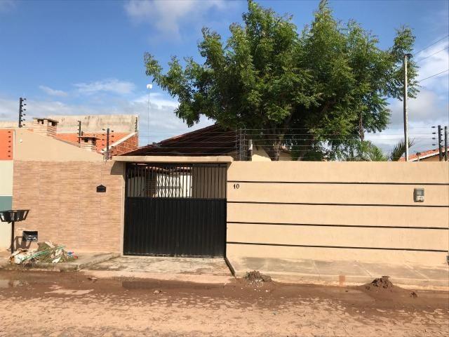 Oportunidade - Casa Parnaíba, Bairro Piauí, 3 quartos, deck e piscina