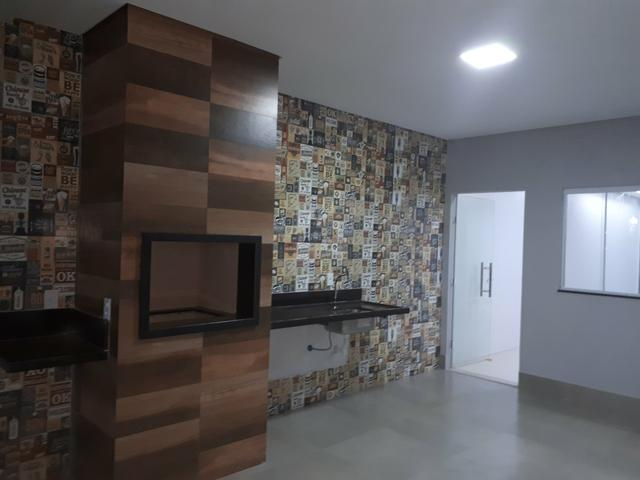 Vicente Pires casa pé direito duplo 3 quartos rua 12 f.9  * - Foto 3