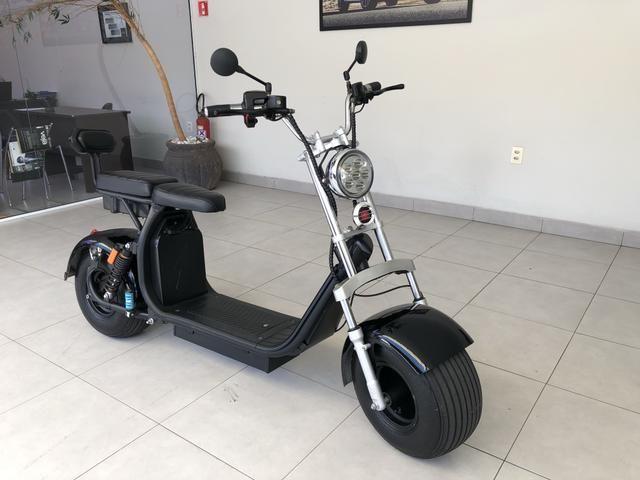 Scooter elétrica lyon 1500w