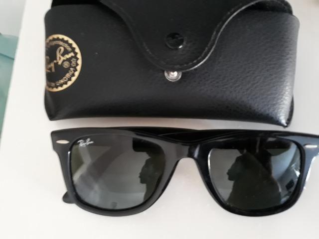Oculos Ray Ban Wayfarer Original - Bijouterias, relógios e ... 93e4723dc1