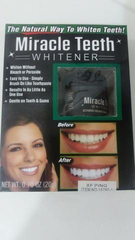 Clareador Dental Miracle Teeth Beleza E Saude Meier Rio De