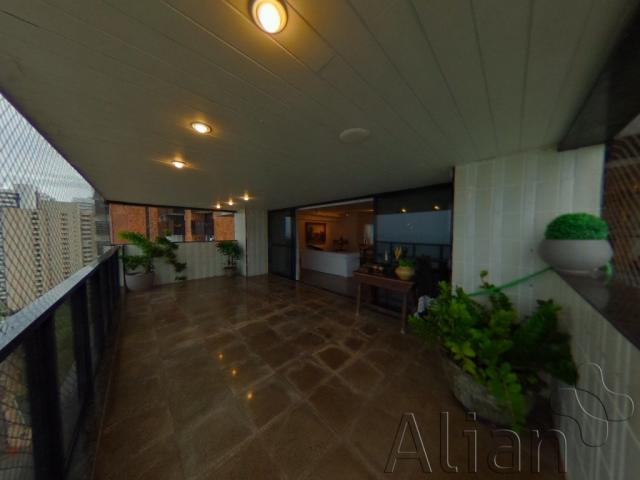 Apartamento 4 suítes Beira mar, vista Mucuripe - Foto 9