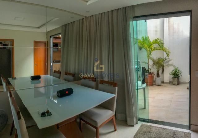 Casa em alto padrão com churrasqueira próximo a Campo Grande - Foto 8