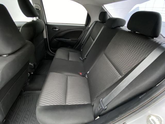 Toyota ETIOS ETIOS XS Sedan 1.5 Flex 16V 4p Aut. - Foto 16