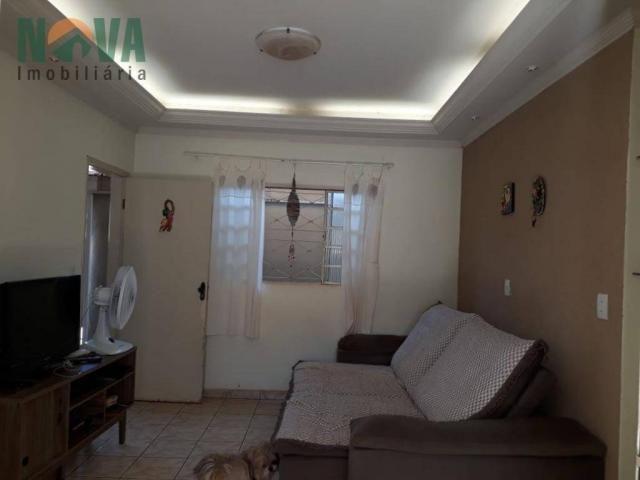 Casa com 2 dormitórios à venda, 82 m² por R$ 168.000,00 - Jardim Espírito Santo - Uberaba/ - Foto 5