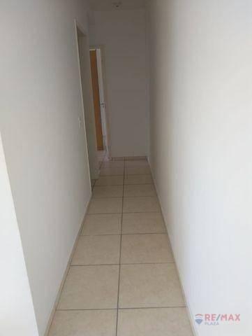 Apartamento com 2 dormitórios para alugar, 50 m² por R$ 880,00/mês - Rios di Itália - São  - Foto 14