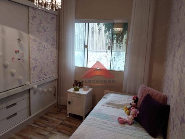 Casa com 3 dormitórios à venda, 160 m² por R$ 350.000,00 - Dos Rochas - Conceição dos Ouro - Foto 15