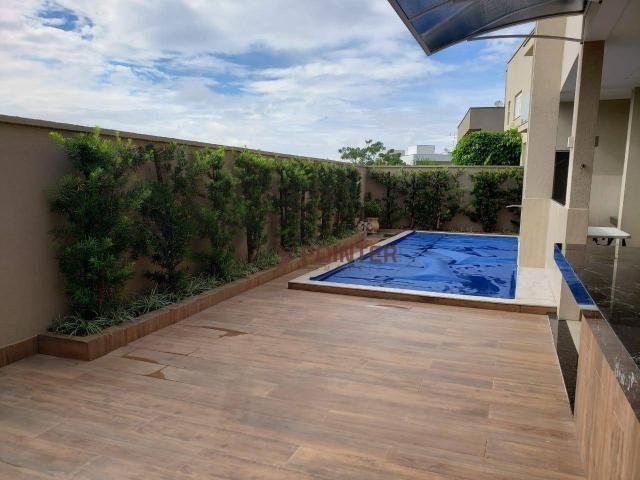Sobrado à venda, 490 m² por R$ 2.400.000,00 - Alphaville Flamboyant Residencial Araguaia - - Foto 14