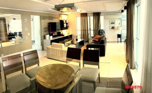 Condomínio Maison Blanc, casa duplex com 3 quartos, 4 vagas, lazer completo - Foto 6