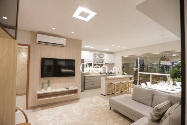 Apartamento à venda, 64 m² por R$ 301.000,00 - Setor Bueno - Goiânia/GO - Foto 2