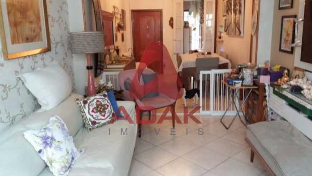 Apartamento à venda com 3 dormitórios em Copacabana, Rio de janeiro cod:CPAP31047 - Foto 8