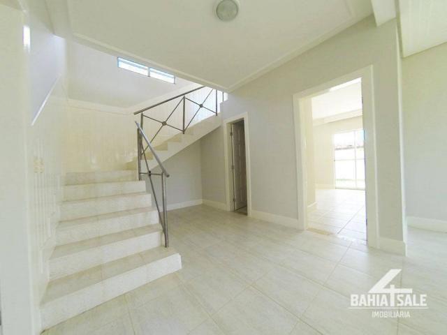 Casa com 4 dormitórios à venda por R$ 1.450.000 - Vila de Abrantes - Camaçari/BA - Foto 12