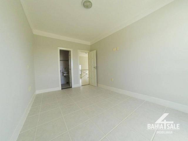 Casa com 4 dormitórios à venda por R$ 1.450.000 - Vila de Abrantes - Camaçari/BA - Foto 14