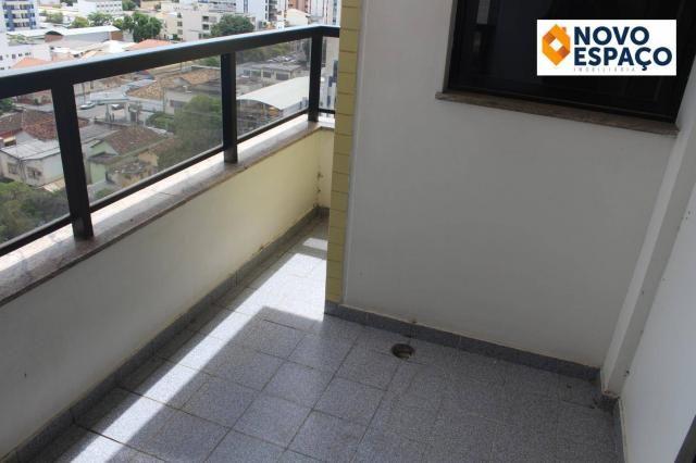 Apartamento com 1 dormitório para alugar, 40 m² por R$ 600/mês - Centro - Campos dos Goyta - Foto 15