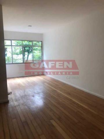 Apartamento à venda com 3 dormitórios em Jardim botânico, Rio de janeiro cod:GAAP30544 - Foto 2