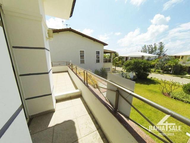 Casa com 4 dormitórios à venda por R$ 1.450.000 - Vila de Abrantes - Camaçari/BA - Foto 19