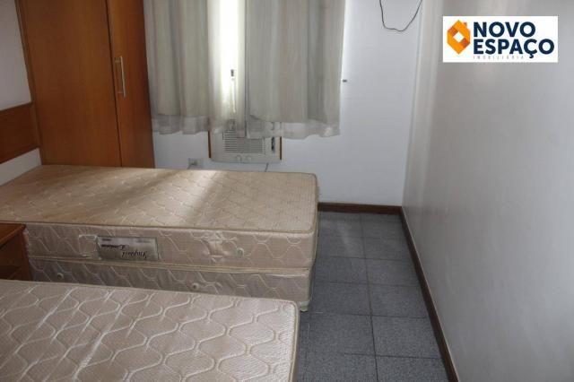 Apartamento com 1 dormitório para alugar, 40 m² por R$ 600/mês - Centro - Campos dos Goyta - Foto 18