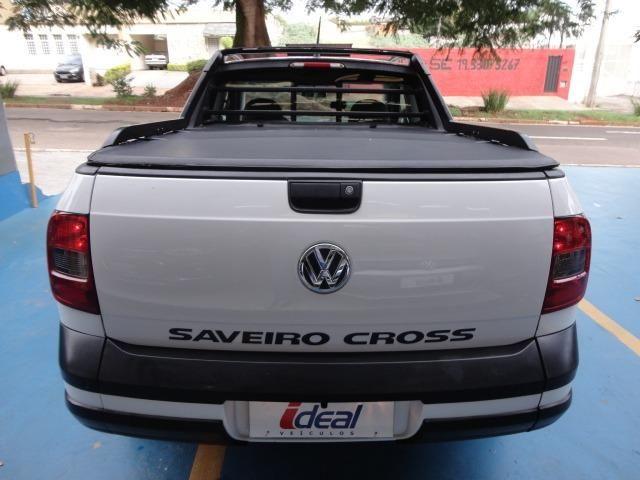 Saveiro Cross 1.6 Cab Estendida - Foto 5