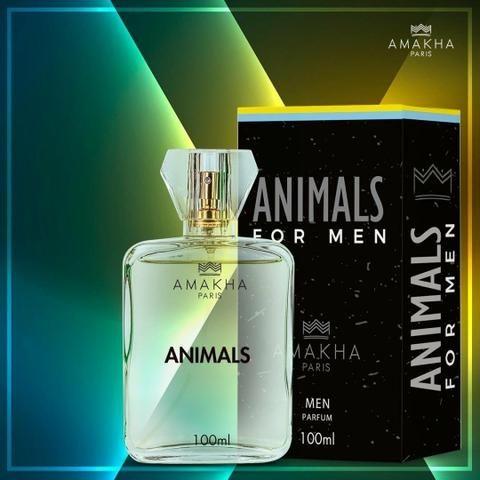 Animals amakha paris