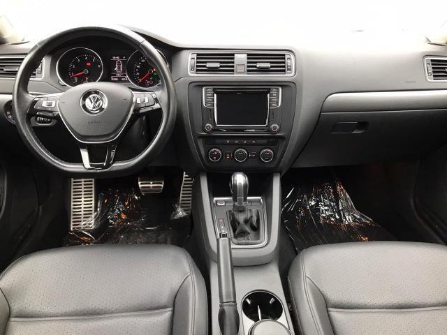 Volkswagen jetta 1.4 16v tsi comfortline gasolina 4p tiptronic 2017 - Foto 8