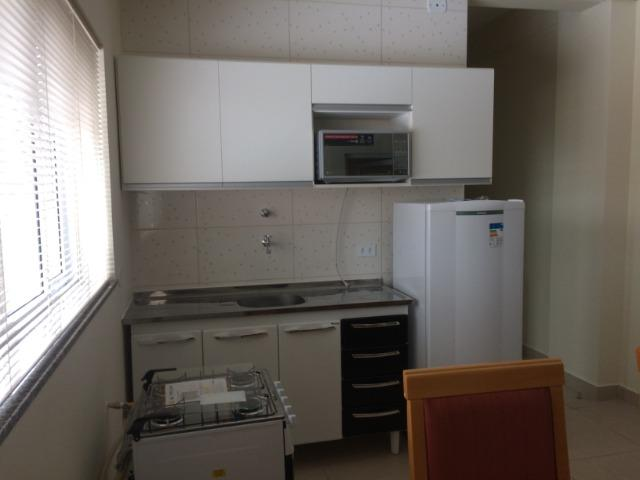 Apartamento mobiliado no centro - Foto 6