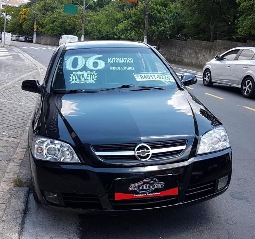 ASTRA 2005/2006 2.0 MPFI ELEGANCE 8V FLEX 4P AUTOMÁTICO