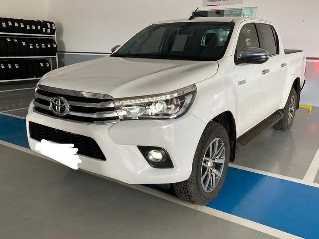 Toyota Hilux 2018/2018 SRX Branca - Foto 5
