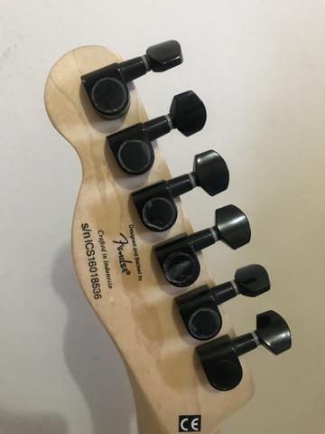 Telecaster Squier by Fender Bullet SH - Foto 5