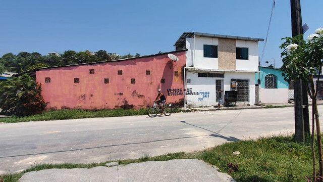 Vendo casa no Conjunto Boas Novas ou troco por uma em Santarém