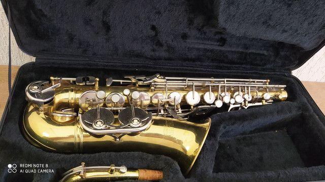 Sax alto weltklang julius keilwerth Alemão  - Foto 2
