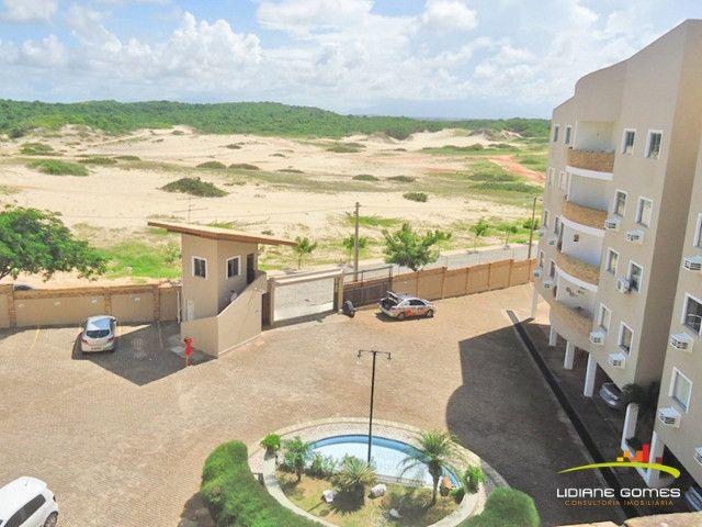 Apartamento 2 quartos, Mobiliado na Praia de Porto das Dunas - Foto 14