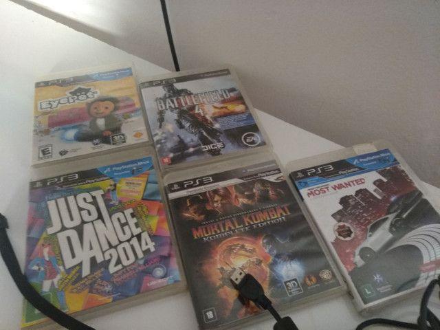 Jogos PS3 - Foto 2