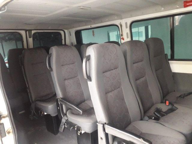 Peugeot Boxer 2.3 Minibus 15/16L TB Diesel 2012 - Foto 4