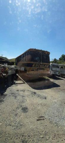 Ônibus barato antigo  - Foto 2