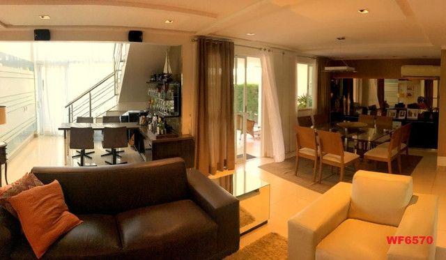 Condomínio Maison Blanc, casa duplex com 3 quartos, 4 vagas, lazer completo - Foto 2