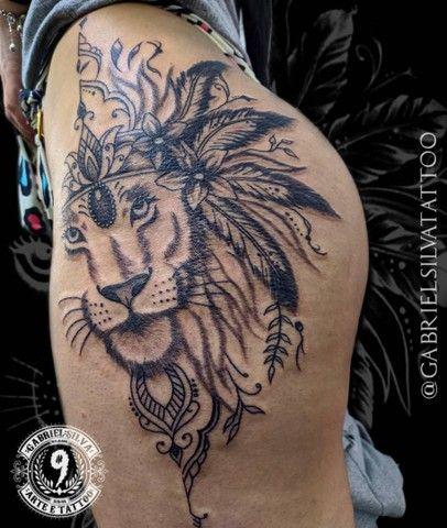 Tatuagem Ornamental Promoção - Foto 2