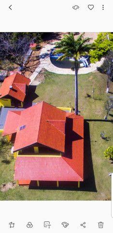Magnífica Chácara Com 30.000m² Em Piranguçu/Mg, Um Verdadeiro Clube!