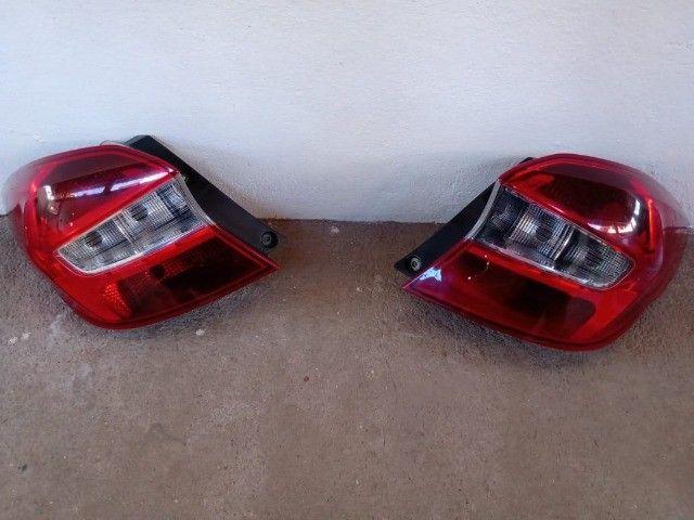 Vendo par de lanternas originais ford ka 2014  - Foto 3