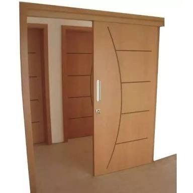 Porta de Madeira Completa - Super Oportunidade!!! - Foto 4