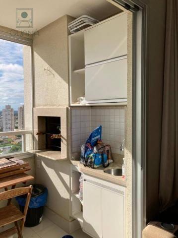 Apartamento bem localizado, com 3 quartos e sacada com churrasqueira à venda, 93 m² por R$ - Foto 6