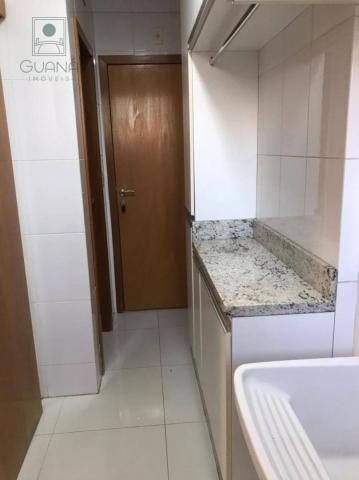 Apartamento com 3 quartos / suítes à venda, 132 m² por R$ 850.000 - Jardim das Américas -  - Foto 6