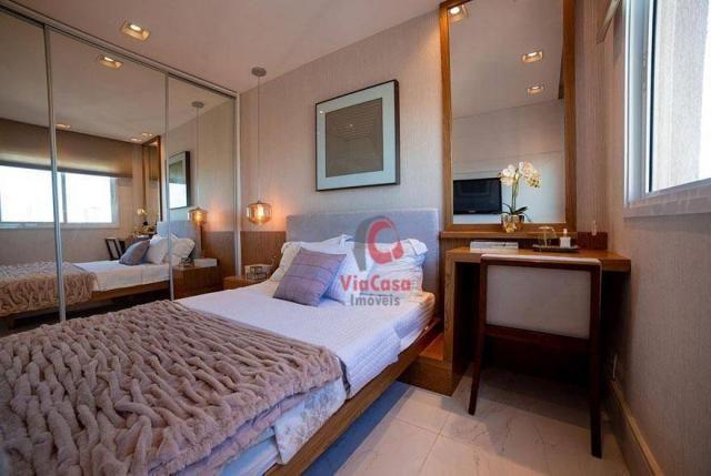 Apartamento com 2 dormitórios à venda, 63 m² por R$ 310.000,00 - Glória - Macaé/RJ - Foto 10