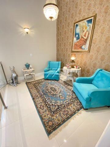 Casa de condomínio à venda com 4 dormitórios em Residencial florenca, Rio claro cod:9559 - Foto 4