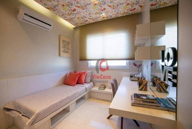 Apartamento com 2 dormitórios à venda, 63 m² por R$ 310.000,00 - Glória - Macaé/RJ - Foto 9
