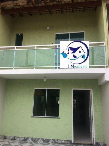 COD 450- Casa Duplex- Bairro Estação, São Pedro da Aldeia