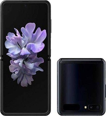 Samsung Galaxy Z Flip 3 Preto 256gb Lacrado  - Foto 2