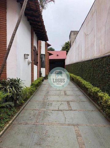 Casa com 4 dormitórios para alugar, 550 m² por R$ 9.000,00/mês - Santa Terezinha - São Ber - Foto 10
