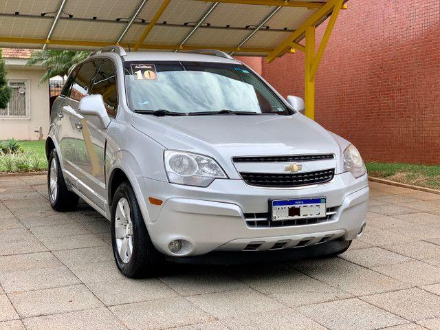 Chevrolet Captiva 2.4 Sport Fwd - Interna Caramelo - Foto 4